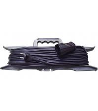 Удлинитель силовой 25 м на рамке (2 × 1,5 мм²)