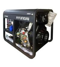 Дизельный электрогенератор HYUNDAI DHY 8500LE