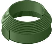 Бордюрная лента ПРОТЭКТ «Канта» БЛК-10/10 (10 × 1000 см, оливковая)