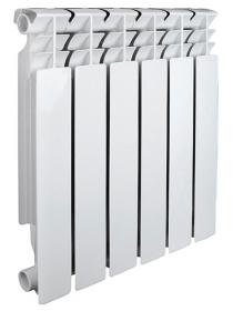 Радиатор алюминиевый VALFEX Optima Alu 350/6